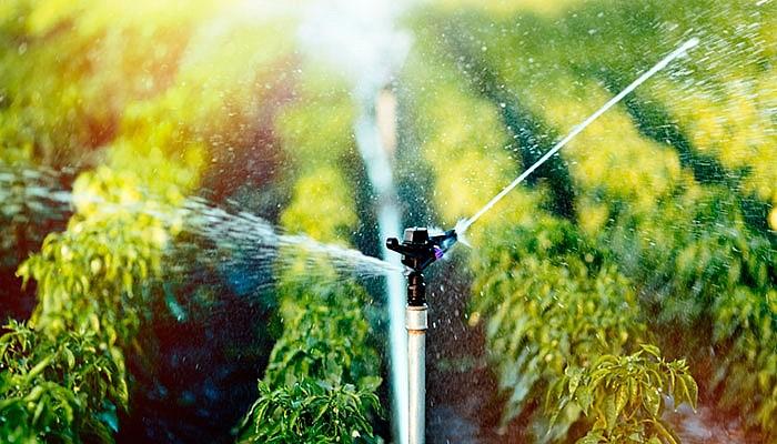 Автоматическое управление полива оросителями