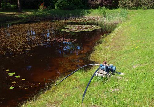Насос для водоснабжения участка